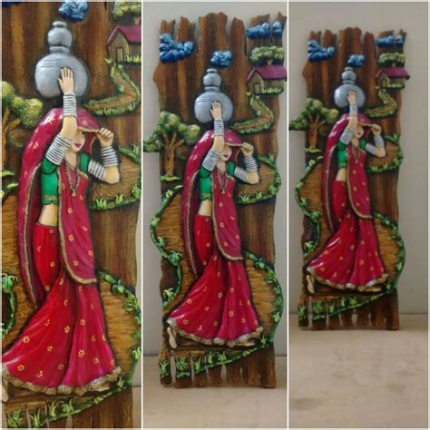 Indian Wall Mural The Art And Craft Gallery Native