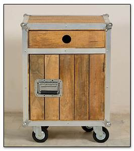 Bad Set Holz : sam bad set 5tlg vintage holz metall mit rollen roadies bestellware ~ Markanthonyermac.com Haus und Dekorationen
