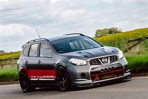 237mph SVM Nissan Qashqai-R Video: the world's fastest SUV ...
