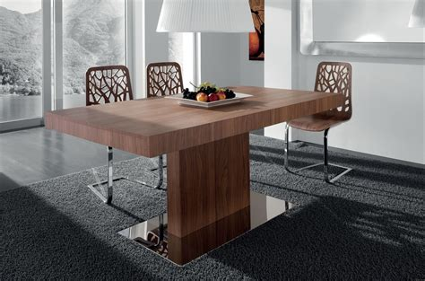 Modern Kitchen Tables Working With Stylish Chairs