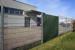 Sichtschutz Für Stabmattenzaun : zaunblende mit sen gr n blickdicht windschutz sichtschutz ~ Markanthonyermac.com Haus und Dekorationen