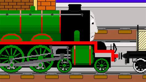 Thomas And Friends Animated Remakes Episode 38 (haunted