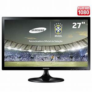 Samsung S 27 E 500 C : tv monitor led 27 full hd samsung lt27c310lbmzd com fun o futebol connect share movie e ~ Markanthonyermac.com Haus und Dekorationen
