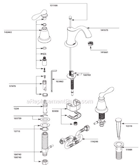 moen monticello faucet parts diagram motorcycle review