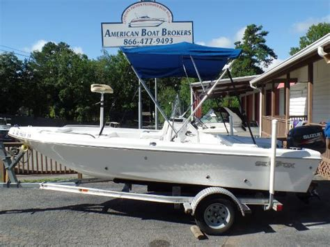Used Sea Fox Boats For Sale In Texas by Used Power Boats Center Console Sea Fox Boats For Sale In