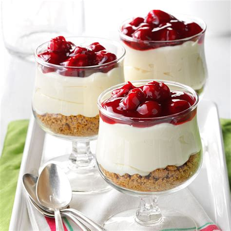 cherry cheese dessert recipe taste of home