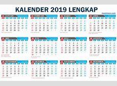Kalender 2019 indonesia 2 – Download 2019 Calendar