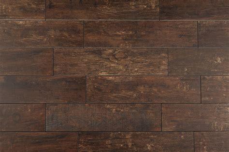 cabot porcelain tile redwood series mahogany 6 quot x24 quot