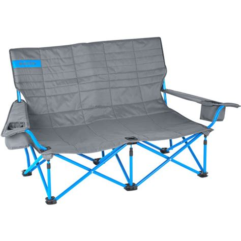 Rei C X Chair Low by Kelty Folding Low Chair Smoke Paradise Blue 61510716sm