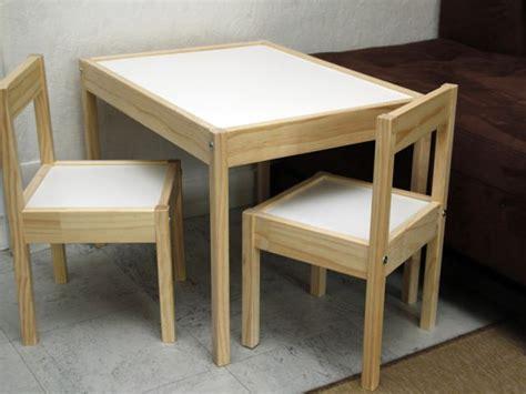 customiser un meuble pour votre enfant et avec lui une table et des chaises page 2
