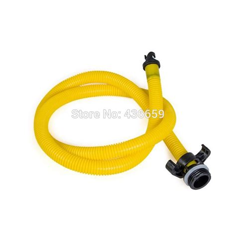 Inflatable Boat Valve Connector by Aliexpress Buy Inflatable Boat Foot Pump Hose With