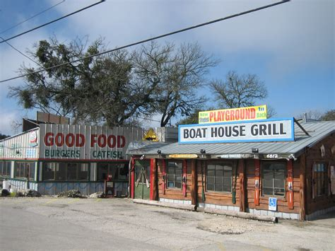 Boat House Grill In Austin by Boat House Grill Way Out West Austin Way Out West Austin