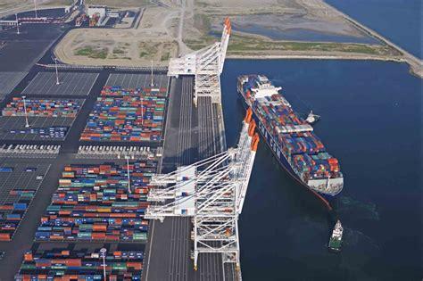 le havre 233 lu meilleur port europ 233 en 2011 en asie veut relancer sa croissance mer et marine