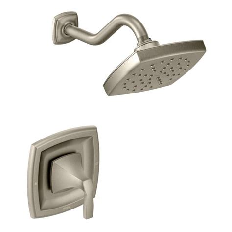 t3692bn moen voss series single handle brushed nickel