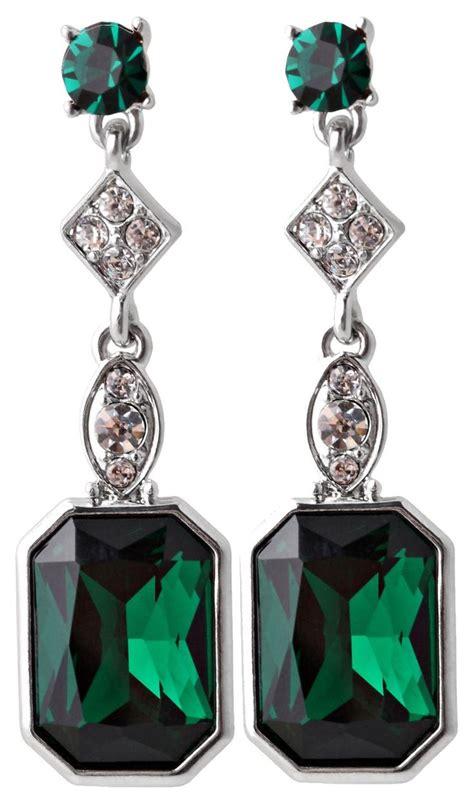 earrings deco style bijou brigitte jewellery