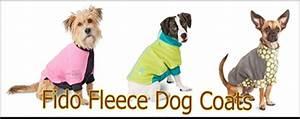 Fido Pet Shop : fido fleece dog coats best selection fido fleece quick ship all fido fleece dog coats are ~ Markanthonyermac.com Haus und Dekorationen