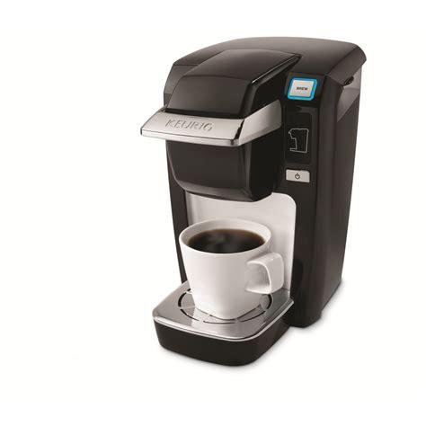 Shop Keurig Black Single Serve Coffee Maker at Lowes.com
