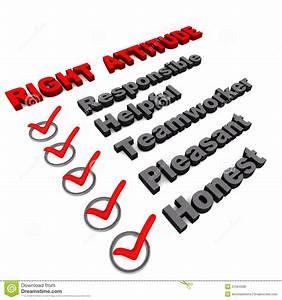 Right Attitude Royalty Free Stock Photos - Image: 37564568