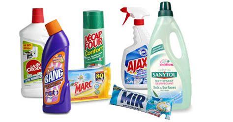 produits d entretien maison laviechaquejour