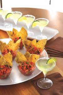 mini plastic canape dishes are an inexpensive way of serving impressive canapes to your