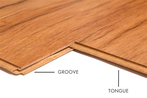 What Is The Tongue And Groove On Laminate Flooring?