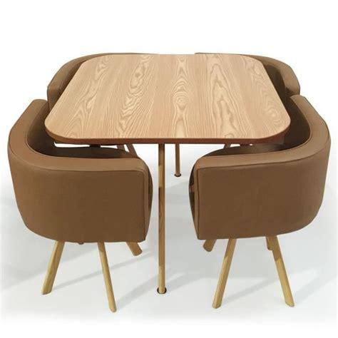ensemble table et chaise de cuisine pas cher valdiz
