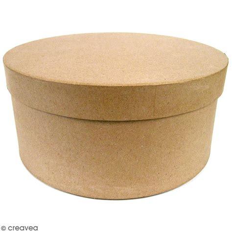 bo 238 tes rondes chapeau 224 d 233 corer 33 x 16 cm 3 pcs boite en papier mach 233 224 d 233 corer creavea