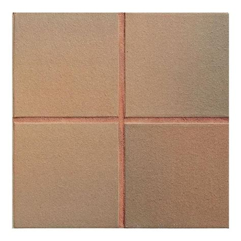 Daltile Quarry Tile Specifications by Daltile Quarry Adobe Flash 8 In X 8 In Ceramic Floor And
