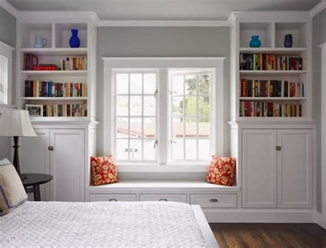 Practical Storage Solutions For Small Bedrooms-interior