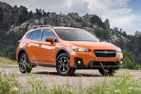 2019 Subaru Crosstrek New Car Review Autotrader
