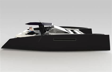 Catamaran Design Features by A50 Open Catamaran By Janne Leppanen Tuvie