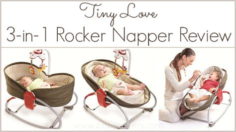 tiny 3 in 1 rocker napper review a space saving solution