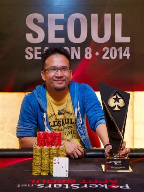 Kampanatsanyakorn Wins Pokerstarsnet Appt Seoul Main Event