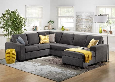 grey sectional living room ideas best 25 grey sectional sofa ideas on grey