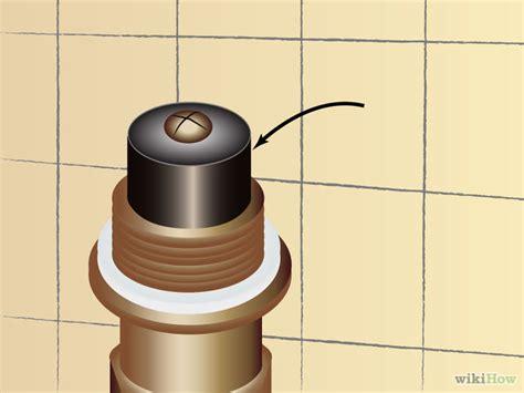 28 repairing a leaky delta bath delta shower valve
