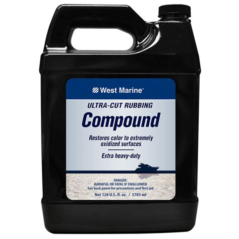Rubbing Compound For Boats by West Marine Ultracut Rubbing Compound West Marine