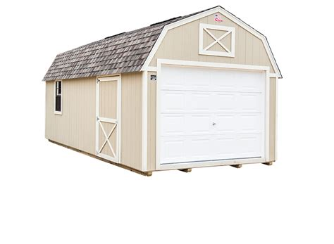 build a lofted garage cook sheds of jacksonville
