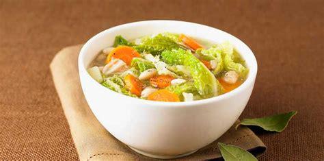 soupe aux choux facile et pas cher recette sur cuisine actuelle