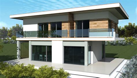 plan de maison moderne 150m2