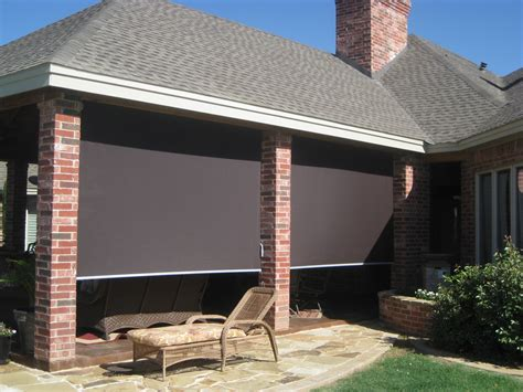 how to select the right patio shades for outdoor patio decorifusta
