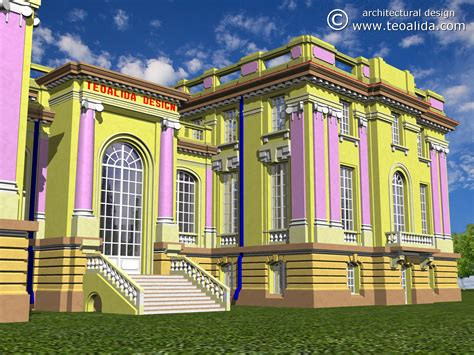3d design is out our palace the quot trianon quot palace 3d design services teoalida