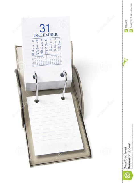 calendrier de bureau photos libres de droits image 3920478