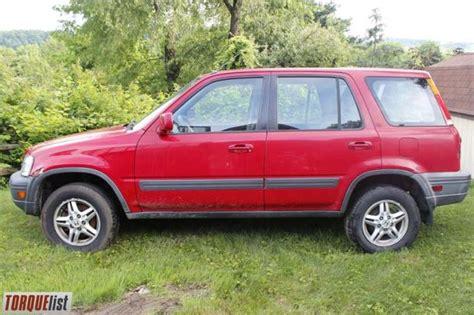 For Sale: 2001 Honda Crv Ex