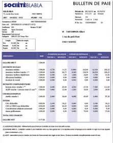 chiffres cl 233 s du bulletin de paye comptazine