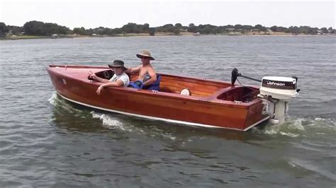 Homemade Wooden Boat Plans by Homemade Wooden Boat Lake Ray Hubbard Dallas Tx Youtube