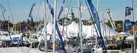 Annapolis Boat Show Spring 2017 by Cruisers University Annapolis Boat Shows