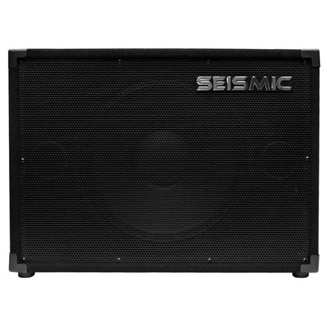 seismic audio new 1x15 2x10 bass guitar speaker cabinets
