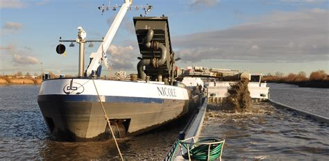 Scheepvaart Binnenvaart by Zandschepen Binnenvaart Rapide