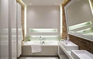 Fenster Modern Gestalten : 30 wohnideen f r badezimmer bad ohne fenster einrichten ~ Markanthonyermac.com Haus und Dekorationen