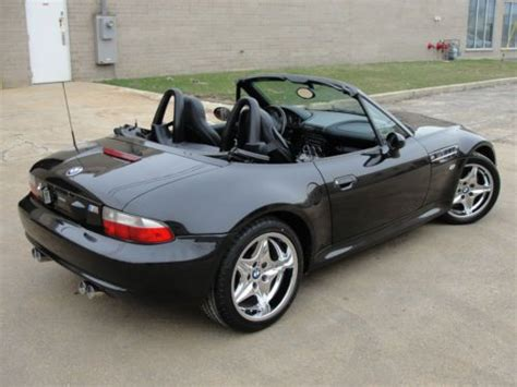 Buy Used 2000 Bmw Z3 M Roadster Convertible 3.2l S52 Rare